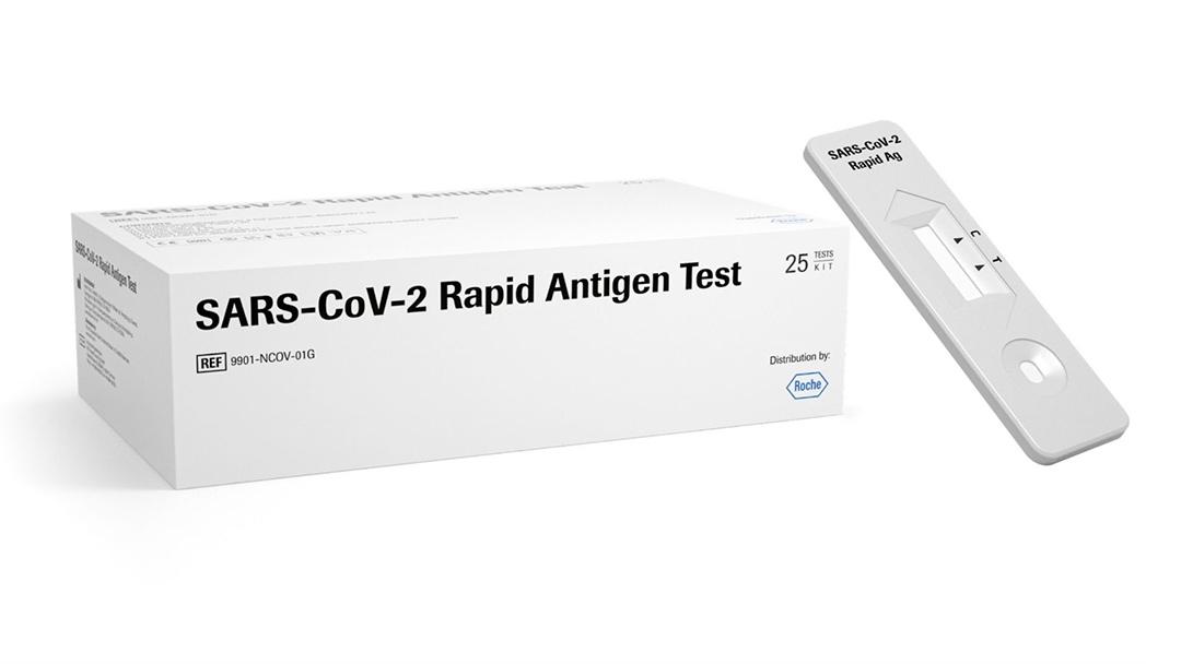 test rapid covid